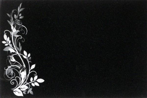 Placa de nicho 9040