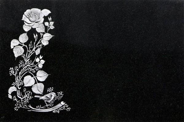 Placa de nicho 9016