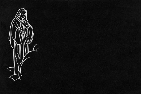 Placa de nicho 1074